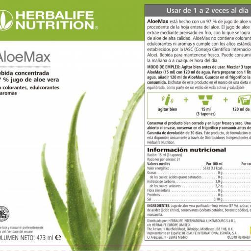 AloeMax Herbalife [1]