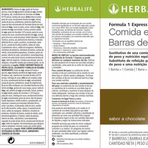 Barritas F1 Express    [1]