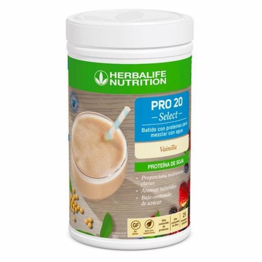 Batido Pro 20 Select Herbalife