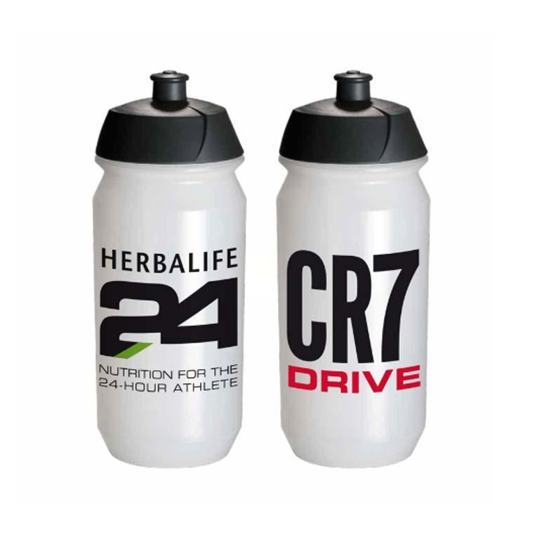 Botella Deportiva CR7 Drive Herbalife
