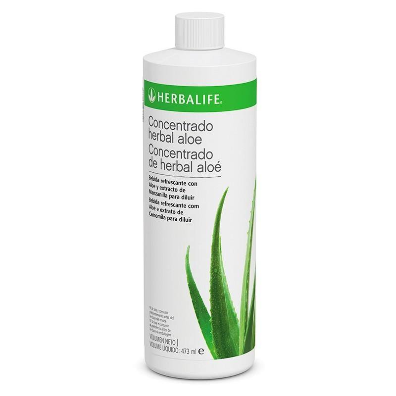 Concentrado Herbal Aloe Herbalife
