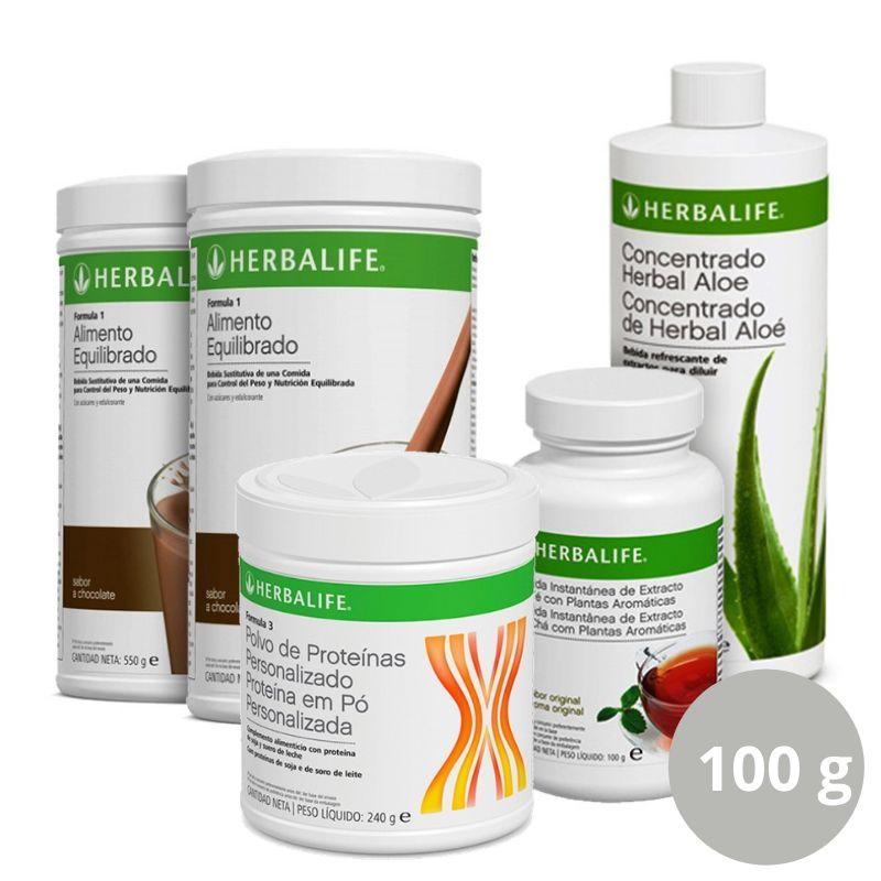 Pack Óptimo Proteína