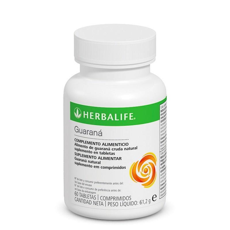 Tabletas de Guaraná Herbalife