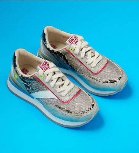 SNEAKERS MULTICOLORES OLYMPIA