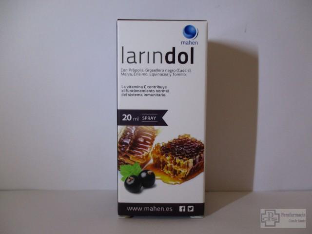 LARINDOL MAHEN SPRAY 20 ML.