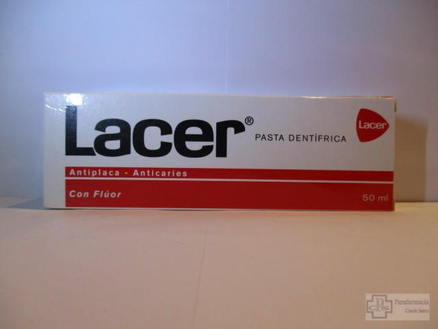 LACER PASTA DENTÍFRICA 50 ML.