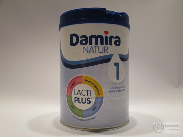 DAMIRA NATUR 1 LECHE PARA LACTANTES 800 GR.