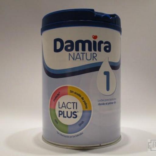 DAMIRA NATUR 1 LECHE PARA LACTANTES 800 GR. [0]