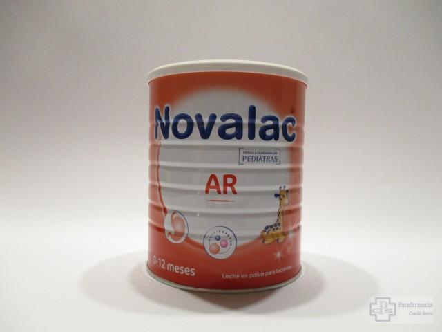 NOVALAC AR LECHE EN POLVO PARA LACTANTES 800GR.