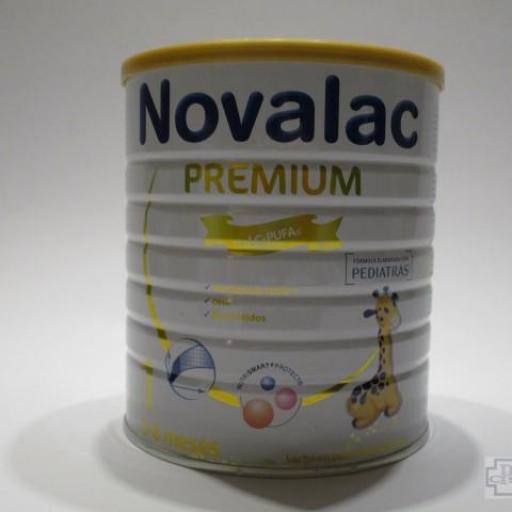 NOVALAC PREMIUM 1 LECHE EN POLVO PARA LACTANTES 800 GR.