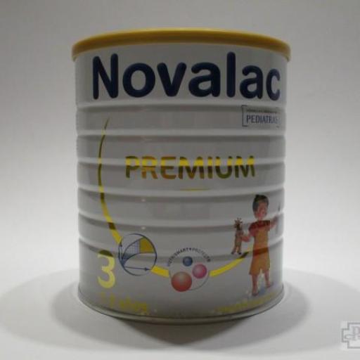NOVALAC PREMIUM 3 PREPARADO LACTEO EN POLVO 800 GR.