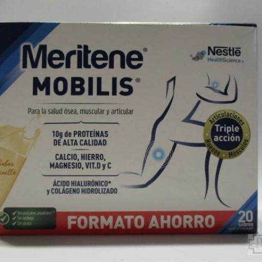 MERITENE MOBILIS SABOR VAINILLA 20 SOBRES [0]