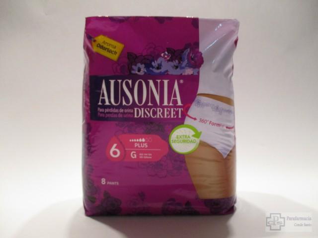 AUSONIA DISCREET  6 PLUS TALLA G 8 PANTS
