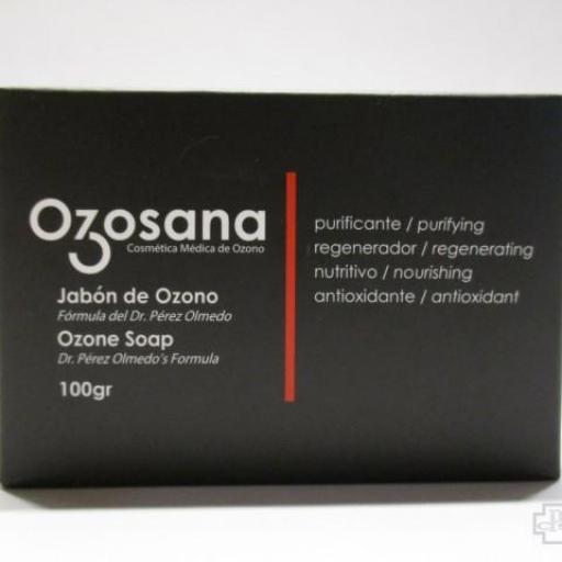 OZOSANA JABON DE OZONO 100 GR.
