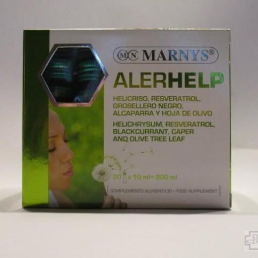 ALERHELP MARNYS 20 VIALES