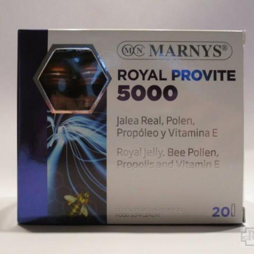 ROYAL PROVITE 5000 MARNYS 20 VIALES