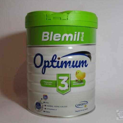 BLEMIL OPTIMUM 3 PREPARADO LACTEO 800 GR