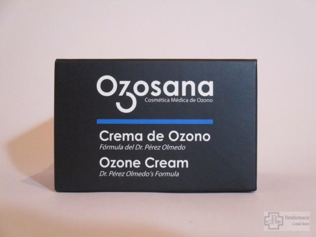 OZOSANA CREMA DE OZONO 50 ML.