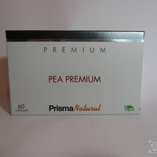 PEA PREMIUM PRISMA NATURAL 60 CÁPSULAS