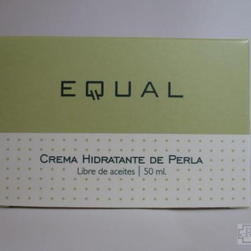 EQUAL CREMA HIDRATANTE DE PERLA LCO PHARM 50 ML.