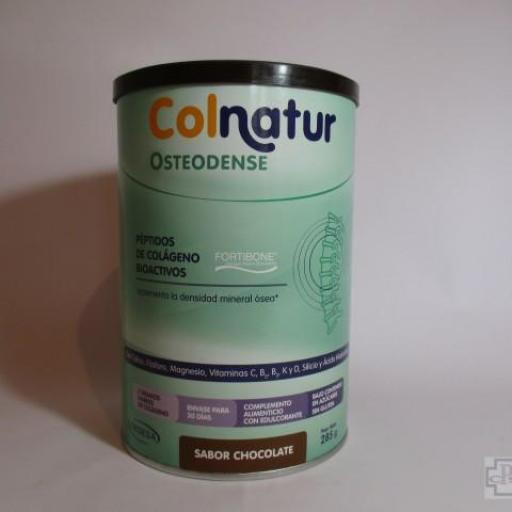 COLNATUR OSTEODENSE SABOR CHOCOLATE 255 GR.
