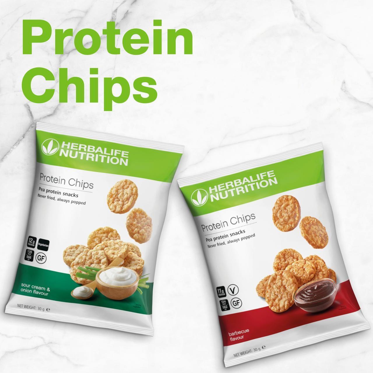 Protein Chips 10 x 30 g
