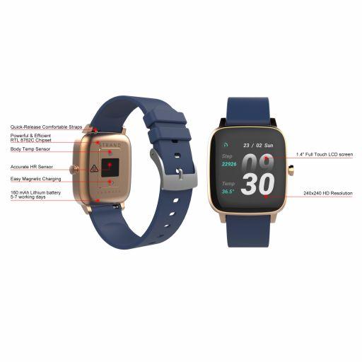 Reloj Strand S716USBBVL [1]