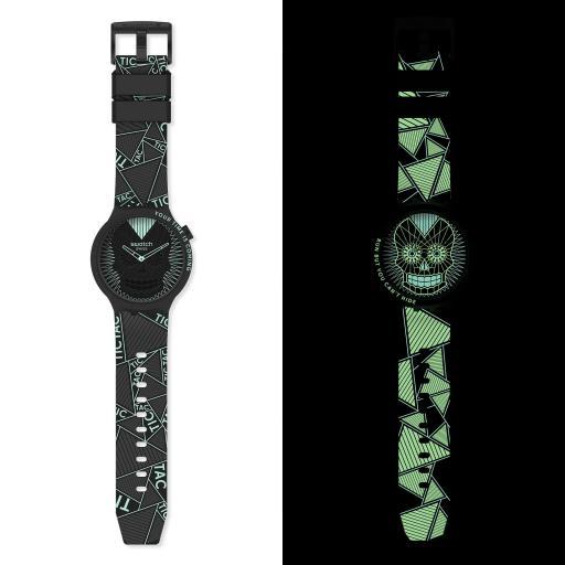 Swatch Big Bold Halloween 2021 SB01B129 [1]