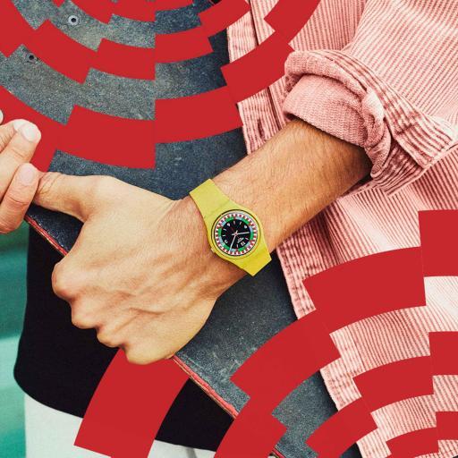 Swatch Gent Bioceramic 1984 Reloaded SO31J400 [2]