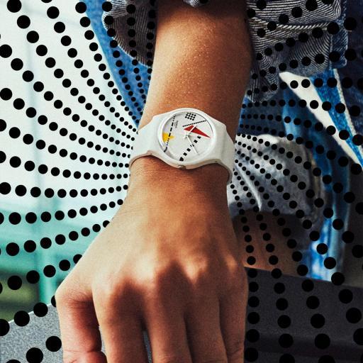 Swatch Gent Bioceramic 1984 Reloaded SO31W106 [2]