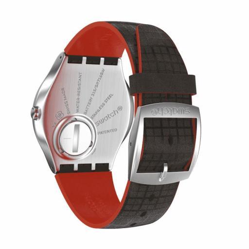 Swatch Irony Skin SS07Z102 James Bond 2Q [1]