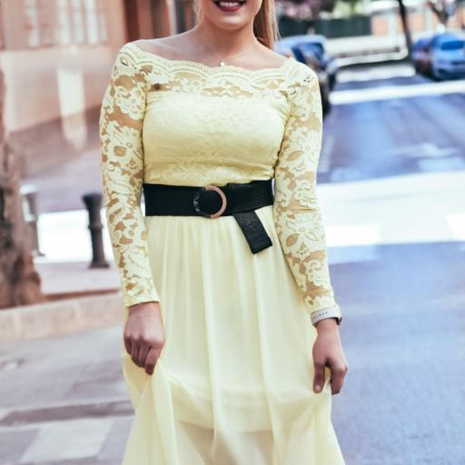 Falda CALPE Amarilla [1]