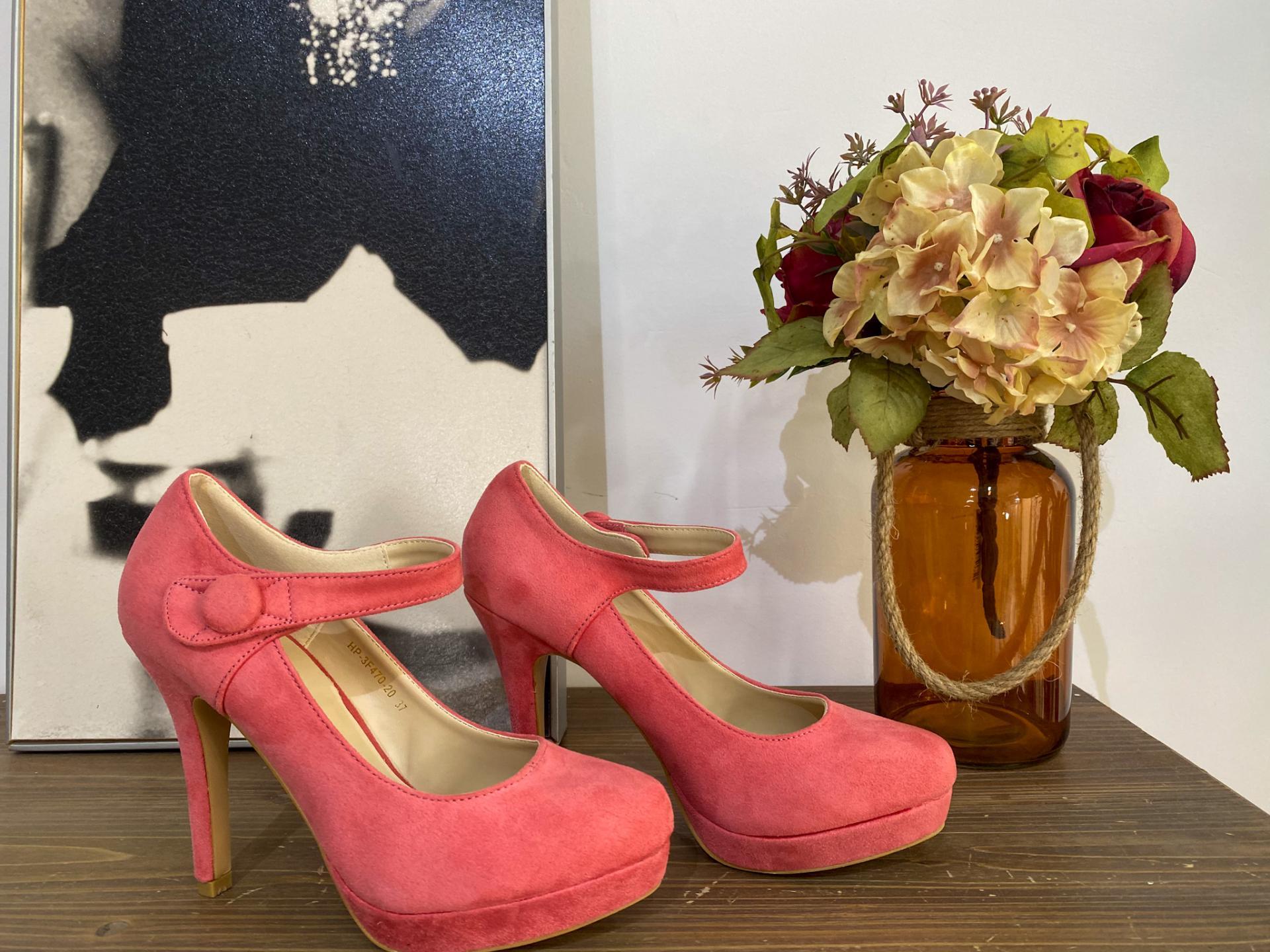 Zapato 3F470-20 Rosa