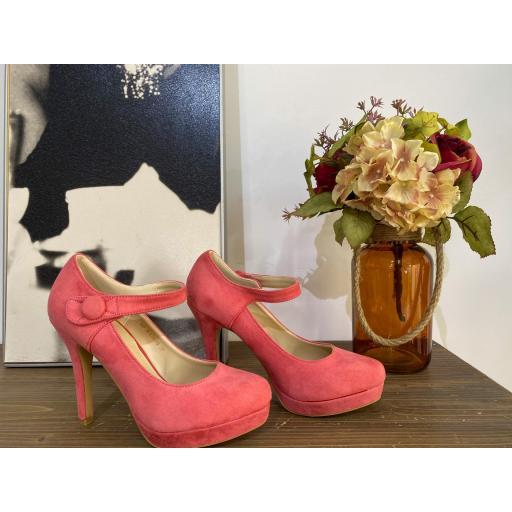 Zapato 3F470-20 Rosa [0]