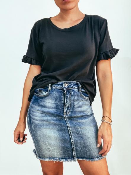 Camiseta LINER Negra [1]