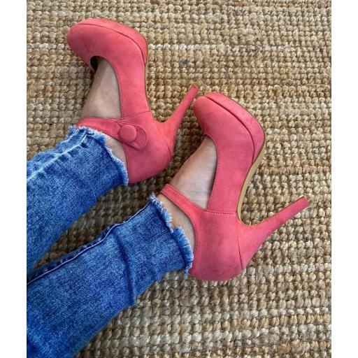 Zapato 3F470-20 Rosa [1]