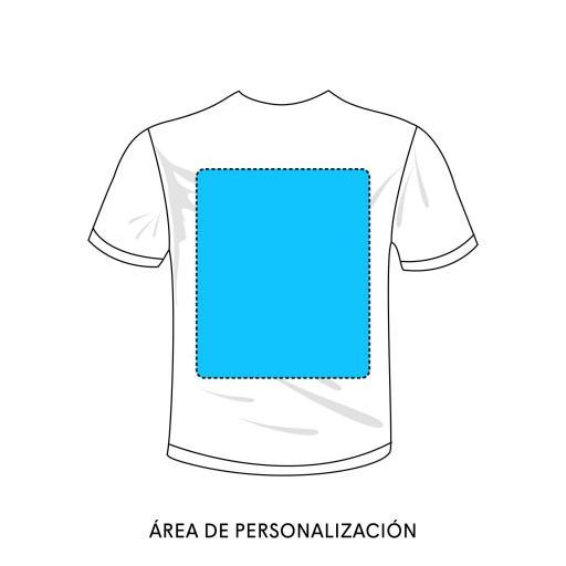 Camiseta Infantil - Espalda [1]