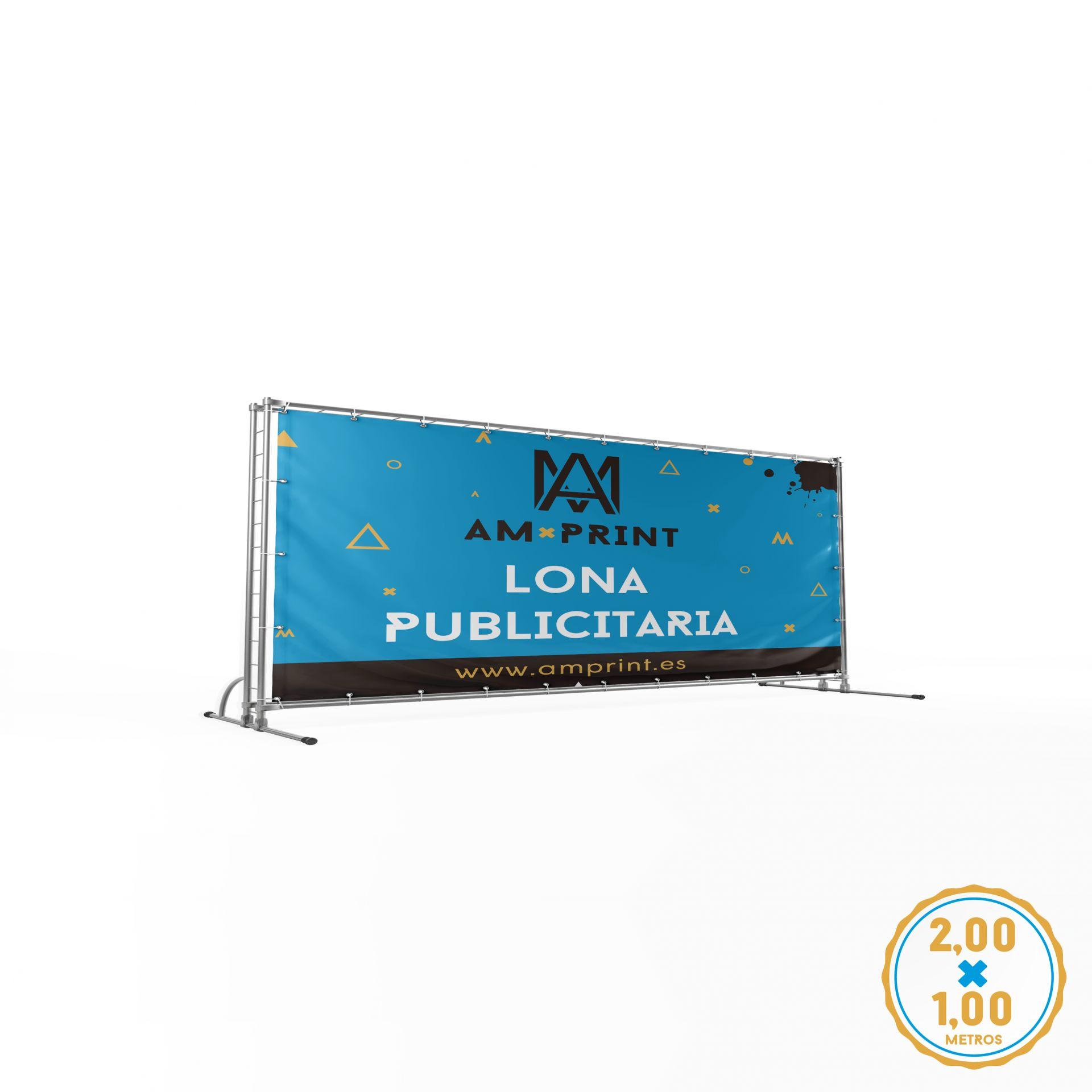 Lona - 2 x 1 m.