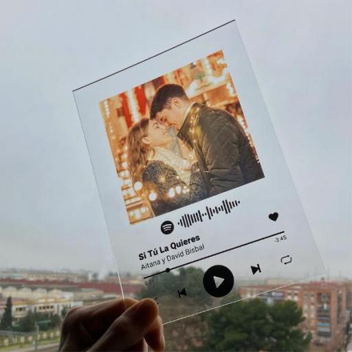 Placa Spotify  [1]