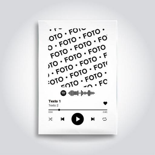 Placa Spotify  [2]