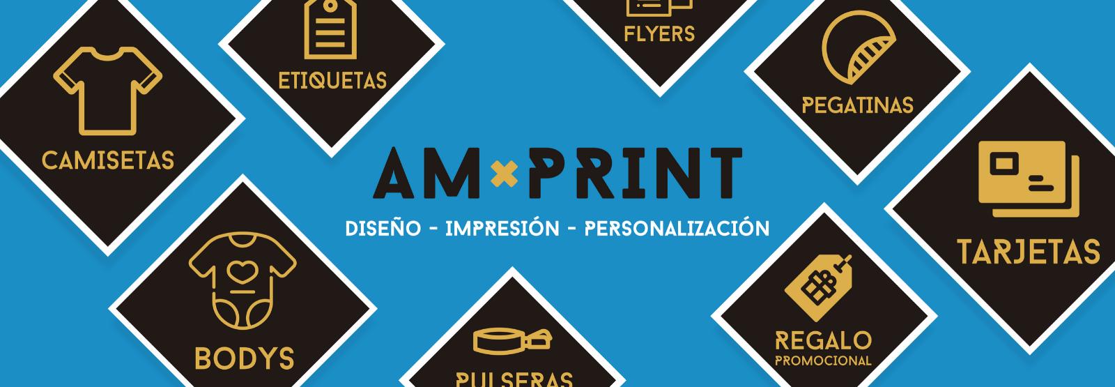 AM Print - Todos los productos