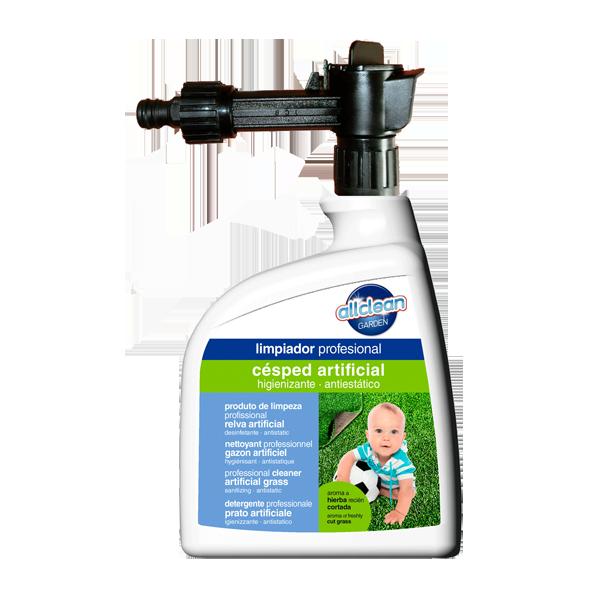 Limpiador césped artificial antiestático 1000 ml.