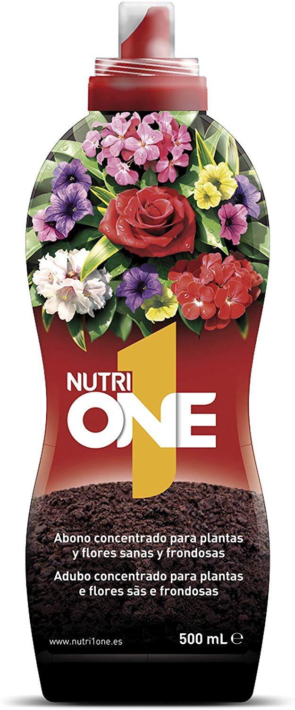 NUTRI ONE ABONO CONCENTRADO PARA PLANTAS 500 ML