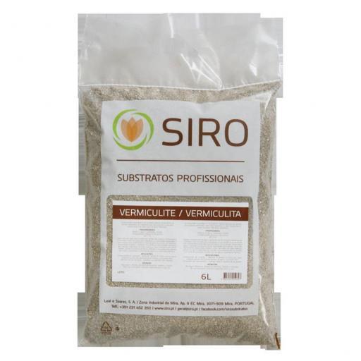 Vermiculita 2-6 l siro