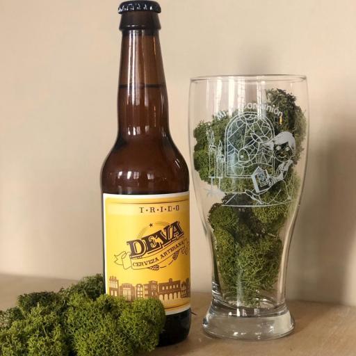 Cerveza Artesana con Vaso  personalizado Niño