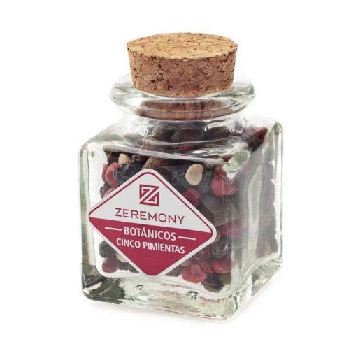 Aceite con guindilla y sales o Botánicos [2]