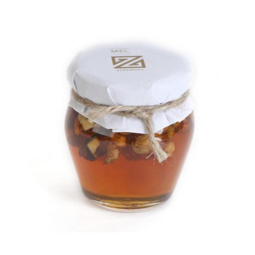 Miel con Nueces o Almendras [1]