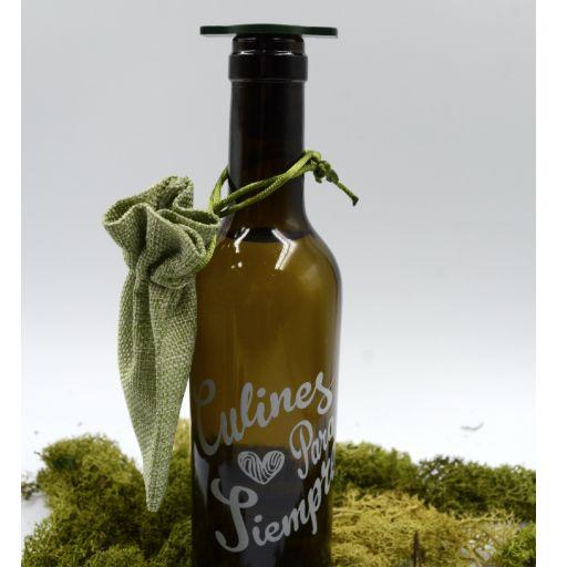 Botella de Sidra Personalizada con Escanciador [2]