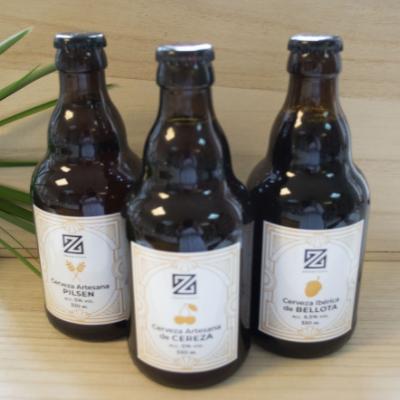 Cerveza Artesana con Jarra Personalizada [3]