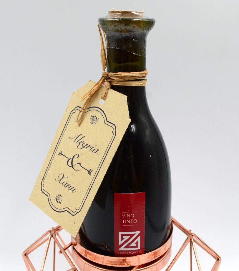Vino Tinto Rioja 250 cl